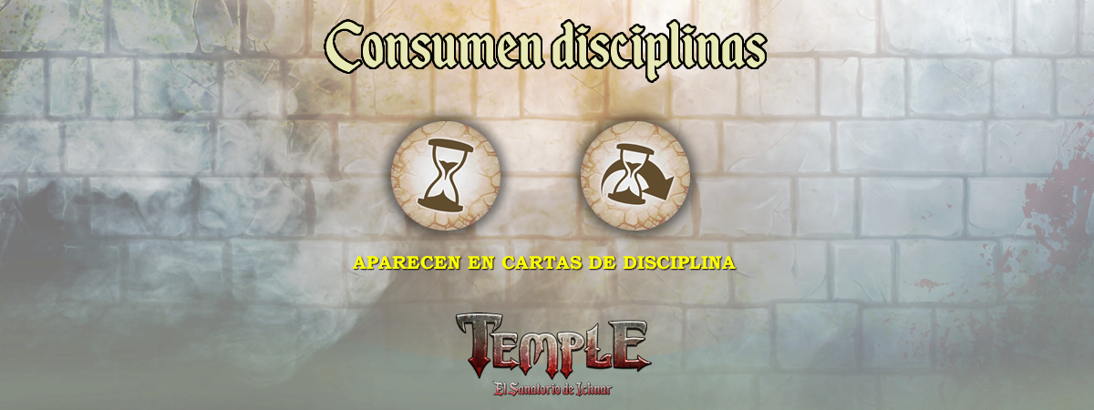 Consumen disciplinas
